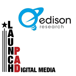 Launchpad Digital Media and Edison Research Team to Provide Podcast Audience Measurement