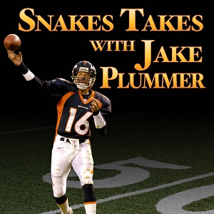 Snakes Takes with Jake Plummer