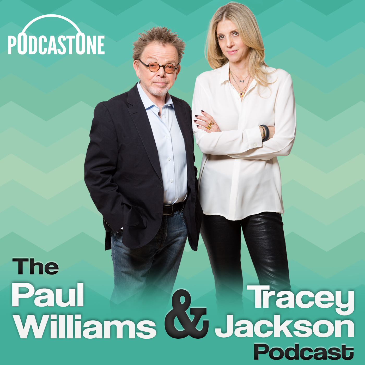 The Paul Williams and Tracey Jackson Podcast