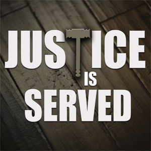 justice is served Amazoncom: judge judy: justice served: judy sheindlin, petri hawkins-byrd, jerry bishop, jerry kupcinet, martin pasetta, randy douthit, brad kuhlman, christopher.