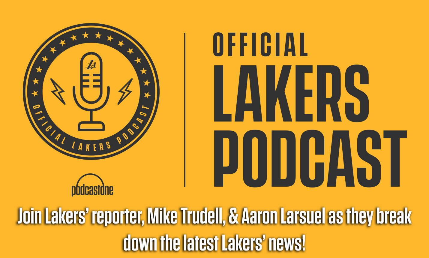 Official Lakers Podcast
